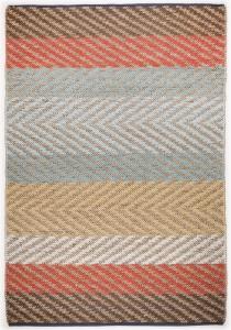 Koberec Tom Tailor Smooth Pastel pruhy - 190 x 290